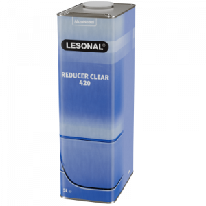 Reducer Clear 420